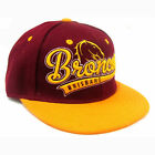 NRL Snapback Hat Cap Brisbane Broncos - Rugby League - Kids Youth Adults Sizes