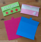 Card Die Cuts - Gate Card  - Topper - Party - Voucher Pocket - Wedding - Gifts