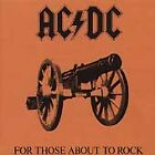 AC/DC. For Those About To Rock We Salute You (CD) Excellent Condition.