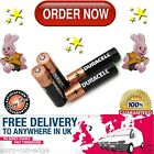 DURACELL AAA BATTERIES 100% Satisfaction* BEST Quality!!! Buy More - Pay Less!!
