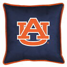 Auburn Tigers Toss Throw Pillow Set of 2 Sidelines
