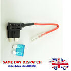 ADD Circuit Fuse Holder Piggyback Tap With Standard 15A Fuse ACU Holder #G26+G35