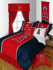 Los Angeles Angels Comforter and Sham Twin Full Queen King Size