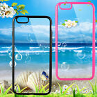 New TPC Plastic Acrylic Snap On Transparent Hard Back Case Cover for iPhone6 Q3