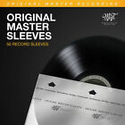 Mobile Fidelity - Master Inner Sleeves - 50 Pack - New - SEALED - MOFI