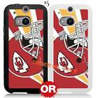 American Football Popular Sports Team New Hot Case Cover For HTC One M7 M8 M9