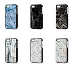 MARBLE GRANITE STYLE STONE EFFECT PHONE CASE FOR iPHONE 4 4s 5 5S 5C 6 6 Plus FP