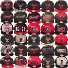 New Era CHICAGO BULLS NBA 9Fifty 950 Snapback Strapback Adjustable Size Cap Hat on eBay