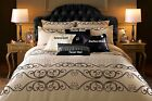 Erin Gold Bedlinen by Kylie Minogue At Home...Free Delivery