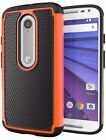 Moto G 3rd Generation Case Cimo Motorola Armor Shockproof Heavy Duty Protection