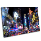 New York Times Square Canvas Wall Art Print Framed Picture 20 PREMIUM QUALITY