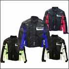 Viper Sabre Mens Waterproof Motocycle Motorbike Touring Jacket Thermal Lining