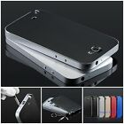 New Deluxe Ultra-thin All Metal Aluminum Case Cover For Samsung Galaxy Note 2