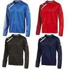 New Puma Spirit Mens Training Football Sweatshirt Top Range Red Blue Black color