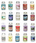 YANKEE CANDLE 22 OZ JARS - LOT OF 4 - ONLY 19.50  EACH - YOU CHOOSE - FREE SHIP