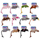 Brand New AFP Zinngers Flying Cute Cartoon Animals Sound Plush Dog Chew Toys