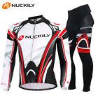 Pro Men Cycling Jersey Tights Outfits Jackets Pants Kit Bicycle Sports Wear Sets