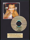 ADAM AND THE ANTS - Framed CD Presentation Disc Display - MULTI LISTING
