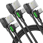 High Speed Certified Apple 8-pin Lightning Sync Charge Usb Braided Cable Cord