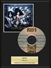 KISS - Framed CD Presentation Disc Display - MULTI LISTING