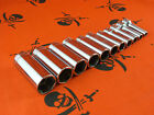 Snap-On Tools SFS (1/4 to 15/16) Imperial 3/8 Deep Drive 6-pt Sockets PICK SIZE