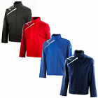 New Puma Spirit Mens Sports Football Full Zip Rain Jacket Red Blue Black colour