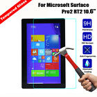 Premium Tempered Glass Film Screen Protector For Microsoft Surface Pro2 RT2 10.6