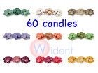 60 IKEA SINNLIG Scented Tealight Candles Customize Your Scent(s)
