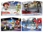 Disney Infinity playsets all consoles includes 2 figures 1.0, 2.0 3.0 playset