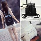Women's Backpack Travel PU Leather Bookbag Rucksack Shoulder School Bag Handbag