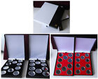 Slim Line Display Case for 10 x Full or Half Sovereigns inc Coin Capsules