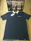 MENS SMART DUCK & COVER S/S 'SAMUEL' PK POLO SHIRT IN DEEP NAVY SIZES M-XL NEW