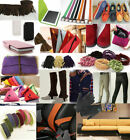 """0.7MM ULTRASUEDE PU IMPREGNATED POLYAMIDE MICROFIBER FAUX LEATHER NON FRAY 54""""W"""