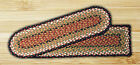 Внешний вид - BRAIDED JUTE EARTH RUGS STAIR TREADS ~OVAL ~NEW ~MANY COLORS
