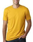 Next Level Mens Premium 100% Cotton T-Shirt Short Sleeve Crew Soft Fit Tee  3600