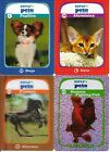 Cards 1 to 74 - RSPCA Pets & Creatures Series 1Trading Card Set !