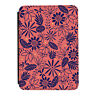 Summer Flowers Pattern Floral Kindle Paperwhite Touch PU Leather Flip Case Cover