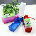 Dog Cat Portable Outdoor Travel Pet Drink Squeeze Feeding Water Bottle 250ml 6G