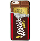 New Willy Wonka Golden Ticket Chocolate Cover Case For Apple iPhone 4S 5S