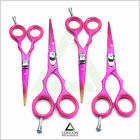 "5"", 5.5"", 6"" Sharp Barber Salon Scissors Hairdressing Hair-Cutting Salon Shears"