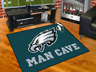 Philadelphia Eagles Man Cave Area Rugs Choose from 4 Sizes