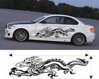 VINYL GRAPHICS DECAL KITS CAR DRAGON TRUCK CUSTOM SIZE COLOR VARIATION F1-49