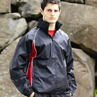 Finden & Hales Piped Showerproof Training Jacket