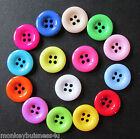 5 - Novelty Buttons - Round - 18mm - Baby - Kids - Coats - Knitting/Sewing/Cards