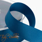 Satin Ribbon Double Sided Cut Length 3mm 6mm 10mm 16mm 25mm 38mm Crafts Sewing