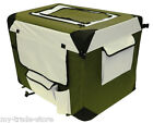 Pocky-Pet Dog Transporting box 6 Sizes Kennel foldable