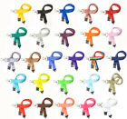 Lanyard 20mm with Safety Break away and Metal clip - Choice of 27 colours