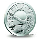 SEVEN SINS OF OBAMA* 1 OZ SILVER COIN *YES I CAN* TRIVIUM SILVER SHIELD SBSS