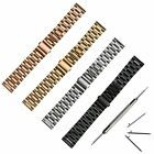 42mm~46mm Stainless Steel Watch Band Strap for MOTO 360 2nd Gen Smart Watch GB