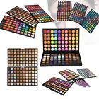 Palette Trousse Tavolozza Ombretti Eyeshadow Trucco Make up Set di 7 Pennelli